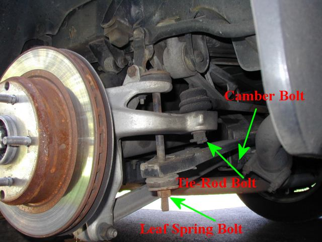 C4 Corvette Half Shaft Universal Joint Replacement
